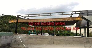 Mái xếp di động quận Tân Bình